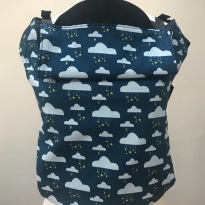Integra Size 2 Magic In The Clouds Shorter Strap Baby Carrier