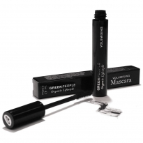 Green People Volumising Black Mascara 7ml