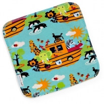 JNY Noah's Ark 2 Pack Cloths