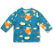 JNY Autumn Cat LS Shirt