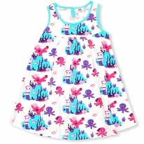 JNY Mermaid Sundress