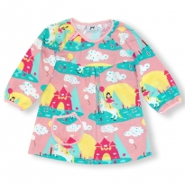 JNY Unicorn LS Body Dress