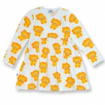 JNY Lion LS Sweet Dress