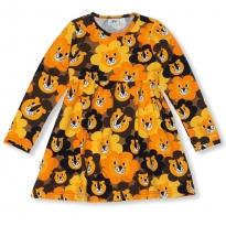 JNY Lionflower LS Sweetdress