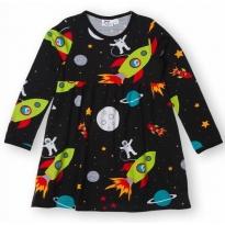 JNY Space LS Sweetdress