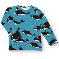JNY Wild Whale LS Shirt