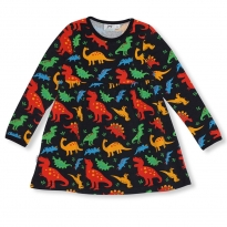JNY Dino LS Sweet Dress