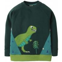 Frugi Dino Summit Sweatshirt