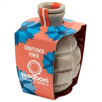 Kabloom Cornflower Power Seedbom