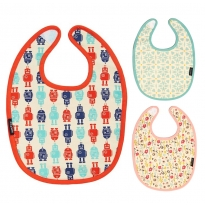 Keep Leaf Baby Bib