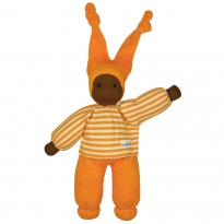 Keptin-Jr Orange Organic Rag Doll