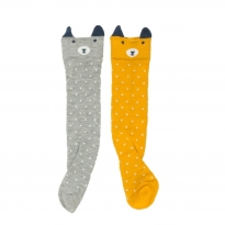 Kite 2 Pack Knee High Socks