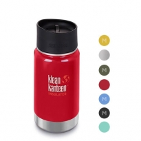 Klean Kanteen 12oz Wide Vacuum Insulated Cafe 2018
