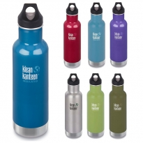 Klean Kanteen 20oz Insulated Classic