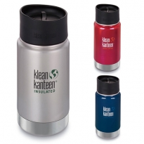 Klean Kanteen 12oz Wide Vacuum Insulated Cafe