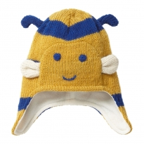 Piccalilly Bumblebee Knit Hat