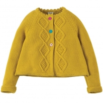 Frugi Gorse Carrie Cable Cardigan
