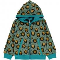 Maxomorra Lion Jungle Hoody