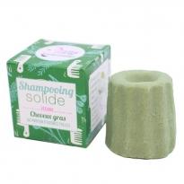 Lamazuna Solid Shampoo Oily Hair - Wild Herbs
