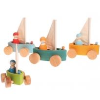 Grimm's 4 Little Land Yachts