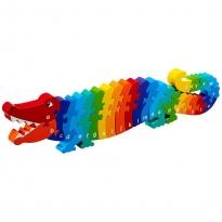 Lanka Kade Crocodile Jigsaw 1-25