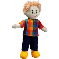 Lanka Kade Blonde Dad Doll