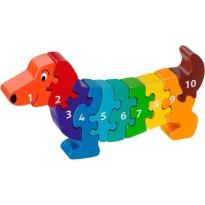 Lanka Kade Dog 1-10 Jigsaw
