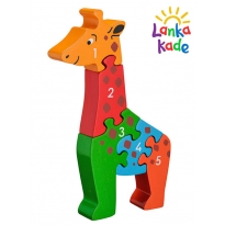 Lanka Kade Giraffe 1-5 Jigsaw