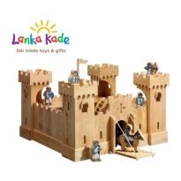 Lanka Kade Wooden King's Castle