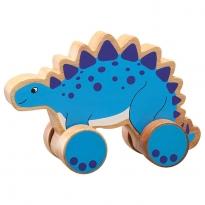 Lanka Kade Push Along Stegosaurus