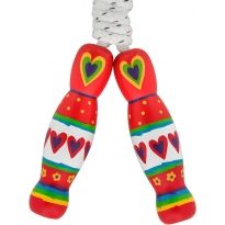 Lanka Kade Skipping Rope - Red Heart