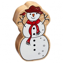 Lanka Kade Snowman