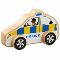 Lanka Kade Police Car