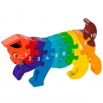Lanka Kade Cat 1-10 Jigsaw