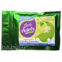 Violets Magic Laundry Powder Sample