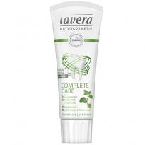 Lavera Complete Care Fluoride Mint Toothpaste