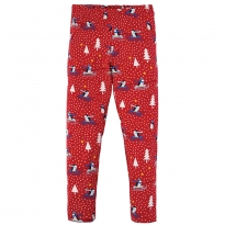 Frugi Penguin Play Little Libby Leggings
