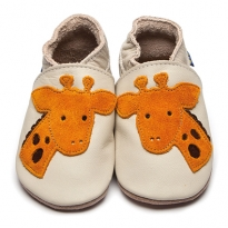 Inch Blue Giraffe Shoes