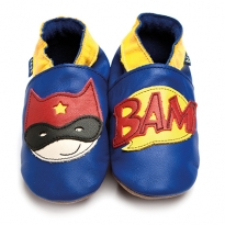 Inch Blue Superhero Cobalt Shoes