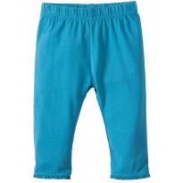 Frugi Blue Little Libby Leggings
