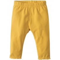Frugi Yellow Little Libby Leggings