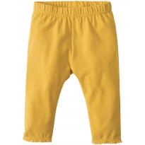 Frugi Yellow Libby Leggings
