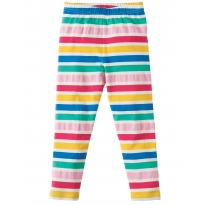 Frugi Multi Stripe Libby Leggings