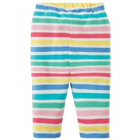 Frugi Dolly Rainbow Little Libby Leggings