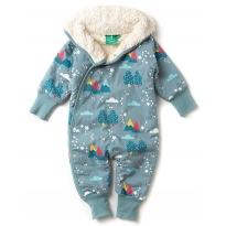 LGR Candy Mountains Sherpa Fleece Snowsuit