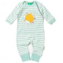 LGR Follow The Sun Applique Babygrow