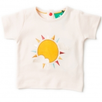LGR Follow The Sun Applique Top