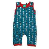 LGR Night Sky Rockets Dungarees