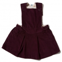 LGR Plum Pinafore
