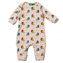 LGR Rainbow Robins Play Suit